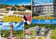 Pocztówka Gołdap Mazurski Zdrój