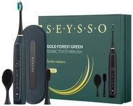 Szczoteczka soniczna SEYSSO GOLD Forest Green