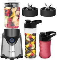 BLENDER KIELICHOWY DO SMOOTHIE KOKTAJLI 3w1 800W