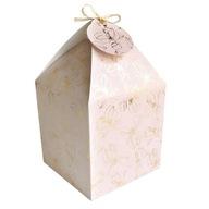 Pudełko na prezent składane urodziny okazje 4 szt.