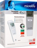 Termometr Microlife NC150 bezdotykowy + gratis