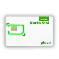 PLUS INTERNET NA KARTĘ iPLUS 30GB LTE 365 DNI ROK