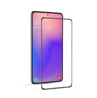 MOCNE Szkło Ochronne 9H CF do Samsung Galaxy A71