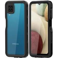 Etui wodoodporne Samsung Galaxy A12 czarny