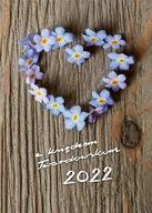 Kalendarz 2022 z księdzem Twardowskim, niezapom...