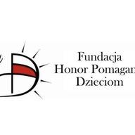 Logo zbiórki Wsparcie Fundacji Honor Pomagania Dzeciom