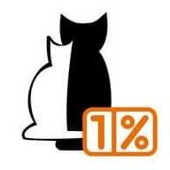 Logo organizacji Fundacja Azylu Koci Świat