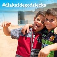 Logo zbiórki Pomoc Dzieciom
