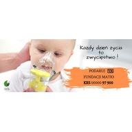 Logo zbiórki Wsparcie finansowe rodzin w leczeniu i rehabilitacji chorych na mukowiscydozę