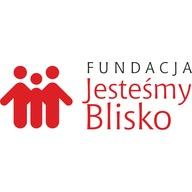 """Logo organizacji Fundacja """"Jesteśmy Blisko"""""""