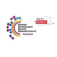 """Logo zbiórki """"Tour de Konstytucja PL"""" - wydarzenie ogólnopolskie"""