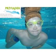 Logo zbiórki Chcieć to móc - na terapie w wodzie i naukę pływania dla dzieci z autyzmem