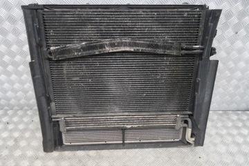 rolls royce phantom радиаторы вентилятор комплект - фото