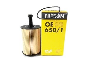 фильтр масла filtron audi a4 b8 2.0 tdi - фото