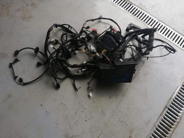 проводка камеры мотора ford escape usa 2.0 eb 2013- - фото