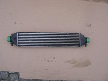 alfa romeo gulietta 1.6 jtdm радиатор интеркулер - фото
