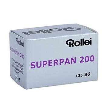 Купить Страшное ROLLEI SUPERPAN 200 CZARNOBIAłY 135 Graceland на Otpravka - цены и фото - доставка из Польши и стран Европы в Украину.