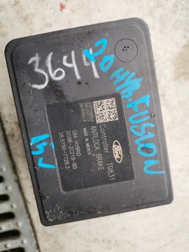 насос abs ford fusion usa 2.0 hybrid dg98-2c219-bd - фото