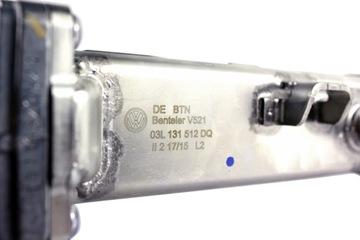 03l131512dq зawór egr оригінал wahler з радіатором, фото