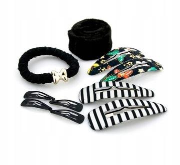Купить Набор украшений для волос TWEEST черный на Otpravka - цены и фото - доставка из Польши и стран Европы в Украину.