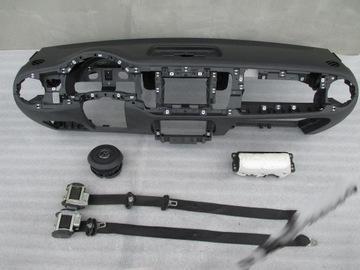 подушка air bag торпеда подушки ремни безопасности vw new beetle - фото