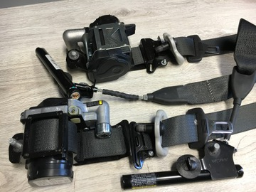 ford fusion edge usa mondeo mk5 ремни безопасности по ремонт - фото