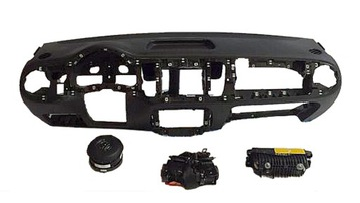 vw new beetle торпеда подушки ремни безопасности консоль панель - фото