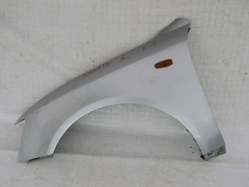 hyundai sonata iv крыло левый перед k1 05-09 73 - фото