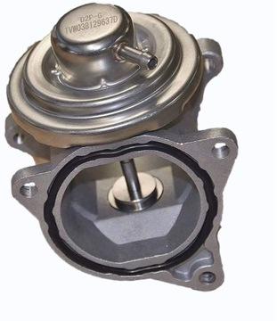 клапан egr 038131501an 1.9-2.0 tdi оригінальний gwar., фото