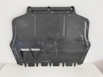 vw passat b7 usa пластина защита под двигатель 561825237 - фото