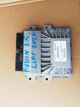компьютер мотора ford fusion 2.5 gv6a-12b684-cb - фото