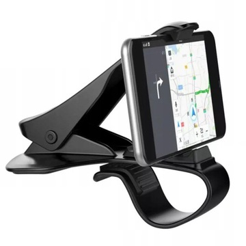 держатель автомобильные на телефон на панель з klipsem - фото