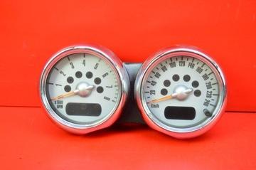 щиток приборов приборы eu mini cooper one r50 1.6 16v 04r - фото