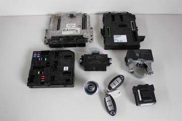 набор odpalający стартовый Nissan X-Trail T32 DCI