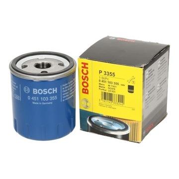 фильтр масла bosch citroën c3 ii ( sc_) - фото