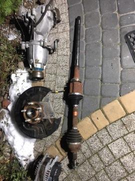 полуось правая 2.7 v6 ford 18r fusion sport usa - фото