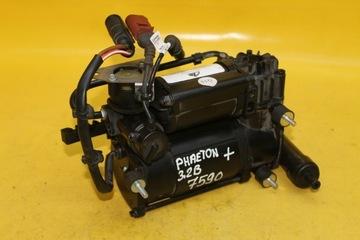 компресор подвески vw phaeton 3d0616007d - фото