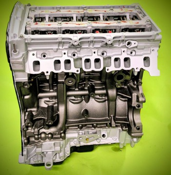 реставрация двигатель 2 boxer jumper transit puma - фото