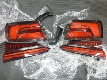 фото мини №0, Audi a5 rs5 f5 8w фонари задние matrix европа комплект