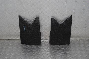 ford edge ii mk2 лоток в багажник обезшумленя правый левый - фото