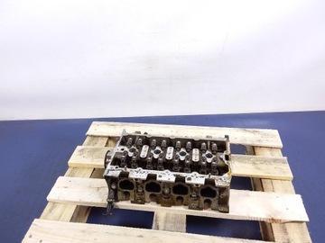 skoda octavia iii 1.4 tsi 150km головка блока цилиндров мотора - фото