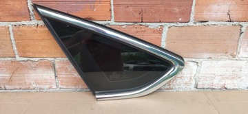 fusion mondeo mk5 стекло кузовная левая зад седан - фото