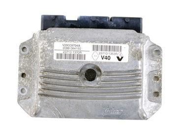 Компьютер Драйвер Двигателя SCENIC III 1.6 16V