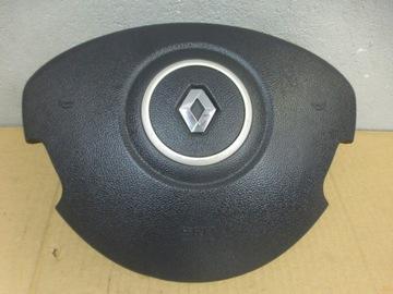 airbag водитель RENAULT CLIO III 3 8200363630