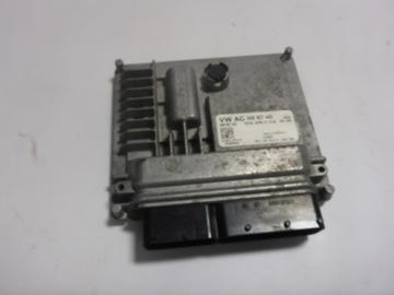 Компьютер Драйвер Двигателя SKODA FABIA III NJ3 14-