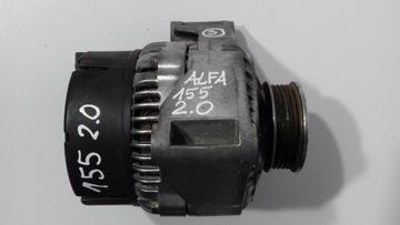 генератор alfa romeo 164 155 1, 8 2, 0 0120485025 - фото