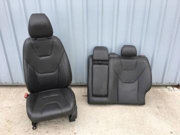 ford fusion mk5 15- сиденья задние usa - фото