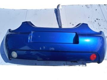 бампер задний зад vw new beetle kod красски la5w - фото