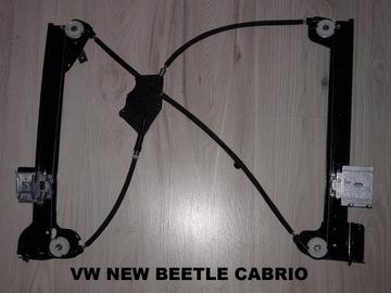 vw new beetle кабриолет - подйомник стекла перед левый - фото