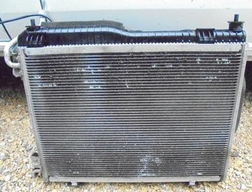 радиатор корпуса вентилятор ford transit courier - фото